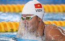 Nguyễn Thị Ánh Viên về chót tại vòng loại 200m tự do Olympic Tokyo 2020