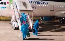 Phát hiện 8 ca Covid-19 trên một chuyến bay, Bình Định ra thông báo khẩn