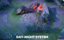 """Liên Quân Mobile: """"Đêm Hắc Ám"""" - cơ chế thú vị nhất bản đồ Chiến trường 4.0 xuất hiện, lính được cường hóa siêu mạnh mẽ"""
