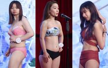 """Sốc nặng dàn thí sinh Hoa hậu châu Á: 70% bê bụng mỡ bèo nhèo đi thi, tạo dáng """"khó đỡ"""" để gây ấn tượng với BGK"""