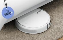 Robot hút bụi đang có giá tốt, tậu ngay để nhà cửa luôn sạch mà chẳng tốn công: Toàn loại hot chỉ từ 4 triệu