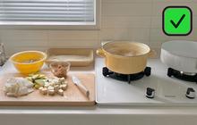 """Nghỉ dịch ở nhà """"tút"""" lại bếp cho vui: 4 tips đơn giản lại siêu rẻ để có căn bếp xinh chuẩn Hàn"""