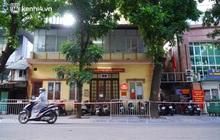 Hà Nội: Phong toả tạm thời trụ sở Công an phường Lê Đại Hành do một cán bộ test nhanh dương tính SARS-CoV-2