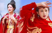 Tạo hình cổ trang của sao Trung: Bành Tiểu Nhiễm hơn cả xuất sắc, Dương Mịch đẹp nao lòng, phục trang của Châu Tấn kỳ công nhất