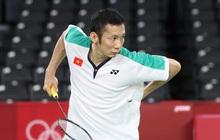 VĐV Nguyễn Tiến Minh nhận lời khen ngợi đặc biệt từ Liên đoàn cầu lông thế giới tại Olympic Tokyo 2020