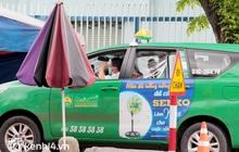 TP.HCM: Hai hãng taxi truyền thống được hoạt động để đưa đón người đến sân bay, cơ sở y tế