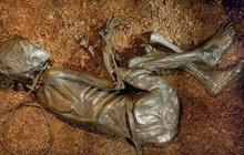 Bữa ăn cuối cùng trong bụng xác ướp 2.400 năm tuổi dưới đầm lầy