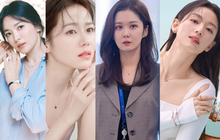 """8 mỹ nhân hack tuổi thần sầu của phim Hàn: Son Ye Jin trẻ mãi không già, Jang Nara như """"ăn thịt Đường Tăng"""""""