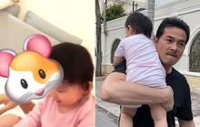 Quách Ngọc Ngoan đăng clip bày tỏ nỗi nhớ con gái, ai ngờ lần đầu để lộ diện mạo đáng yêu của tiểu công chúa