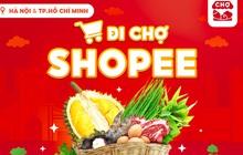 Shopee, Lazada, Tiki và Sendo đã có dịch vụ đi chợ online: Thịt cá, rau củ quả không thiếu gì, ship nhanh lại có mã giảm giá