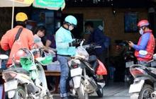 Hà Nội cho phép 700 shipper được giao hàng trong thời gian giãn cách