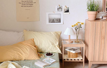 """Học lỏm chị em bên Hàn 4 tips decor """"hạt dẻ"""" nhưng lại làm phòng ngủ xinh hơn thấy rõ"""