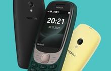 """Nokia 6310 """"hồi sinh"""" với thiết kế mới, giá 1,1 triệu đồng"""