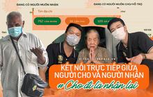 Một ứng dụng Việt giúp kết nối những nhà hảo tâm với người có hoàn cảnh khó khăn giữa mùa dịch