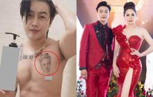 TiTi đăng ảnh bán thân lộ hình xăm cô gái trên ngực, netizen rần rần gọi tên Nhật Kim Anh nhưng chính chủ giải thích thế nào?