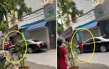 Đánh ghen kịch tính: Vợ đập vỡ kính ô tô tiền tỷ, hành động cạn tình của chồng gây chú ý