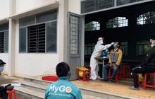 Đắk Lắk lấy mẫu xét nghiệm sàng lọc SARS-CoV-2cho các shipper