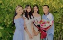 Sinh nhật MC Quyền Linh nhưng 2 ái nữ tuổi trăng tròn chiếm trọn spotlight, nhất là chiều cao chuẩn Hoa hậu