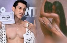 Xôn xao ảnh nude của nam người mẫu Vietnam's Next Top Model và mỹ nhân chuyển giới