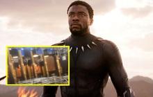 Black Panther 2 bị leak clip hậu trường, hé lộ cách Marvel xử lý sau khi tài tử Chadwick Boseman đột ngột qua đời