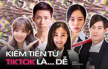 5 cái tên nổi tiếng, thu nhập hàng triệu đô trên TikTok Trung Quốc