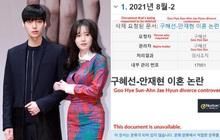 Goo Hye Sun bắt Wiki xoá sạch dấu vết ly hôn vì 1 lý do gây tranh cãi, Ahn Jae Hyun bỗng tỏ thái độ ngao ngán?