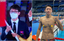 """Trai đẹp cầm cờ của Lào tại Olympic 2020: Con lai Việt - Lào, ôm trọn combo mặt đẹp + body """"múi sầu riêng"""" mê ly"""