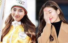 Không chỉ ở Olympic 2018, Suzy từng nhiều lần khoe mặt mộc siêu đỉnh, bí quyết skincare đến giờ vẫn bất hủ