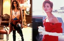"""Julia Roberts trong Pretty Woman (1990): Lên đồ """"gái ngành"""" nhưng không phản cảm, tới lúc lột xác thì còn xuất sắc hơn"""