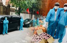 """Giám đốc trẻ ở Sài Gòn thành lập """"hội shipper từ thiện bằng ô tô"""", tiếp tế lương thực cho người dân trong khu phong tỏa, cách ly"""