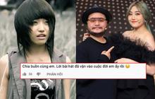 """Netizen tràn vào MV bài hit duy nhất của Lương Minh Trang cảm thán: """"Lời bài hát đã vận vào người mất rồi"""""""
