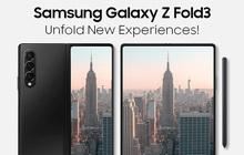 Samsung Galaxy Z Fold3 sẽ trở thành smartphone gập với camera ẩn đầu tiên trên thế giới?