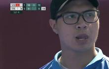 Thua tiếc nuối trước đối thủ người Đài Loan, Nguyễn Hoàng Phi Vũ dừng chân tại Olympic Tokyo 2020