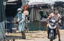 KHẨN: Hà Nội tìm người từng đến cây xăng gần chợ đầu mối phía Nam liên quan nhân viên mắc Covid-19
