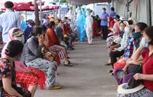 Đà Nẵng tìm người đến chợ tạm Hóa Sơn sau khi phát hiện tiểu thương bán cá nhiễm Covid-19