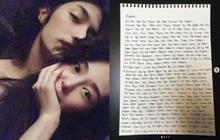 """Trước khi tự tử lần 4, Mina (AOA) viết tâm thư vạch trần bạn trai cũ """"đào mỏ"""" cả trăm triệu, drama """"trà xanh"""" thay đổi 180 độ"""