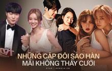 Top cặp đôi được mong cưới nhất: Thời gian yêu của 2 couple của Sooyoung và Kim Woo Bin gây choáng, Hyuna như vợ chồng son