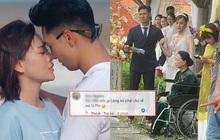 """Lộ ảnh cưới của Nam - Long ở Hương Vị Tình Thân, khán giả bỗng """"quay xe"""" đòi thay chú rể gấp!"""
