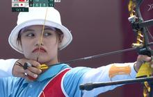 Hot girl bắn cung Ánh Nguyệt được fan quốc tế follow ầm ầm sau màn trình diễn ấn tượng tại Olympic Tokyo