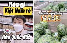 """Loại thực phẩm rẻ bèo ở Việt Nam nhưng sang đến Hàn Quốc lại có giá """"đắt xắt ra miếng"""", muốn mua ăn cũng tiếc tiền"""