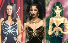 Thương thay chiếc váy Chanel: Tuổi đời 29 năm, bị copy trắng trợn để Á hậu Kim Duyên lẫn... mỹ nhân Thuỷ Thủ Mặt Trăng diện
