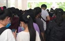 Thực hư thông tin Đại học Vinh tổ chức cho hàng trăm học sinh thi giữa mùa dịch