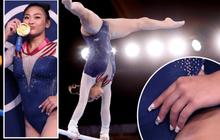 Nữ VĐV dân tộc H'Mông xuất sắc giành HCV Olympic Tokyo, nhìn móng tay của cô nàng thì càng khâm phục hơn