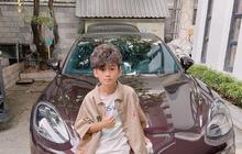 Đại gia Đức Huy rước Bentley giá trên dưới 30 tỷ để dành chở con trai đi chơi, khẳng định độ giàu có khủng khiếp