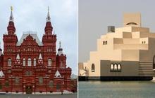 16 viện bảo tàng có thiết kế siêu thực nhất thế giới, chưa cần vào đã thấy tỏa ra chất nghệ