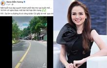 Hoa hậu Diễm Hương gây tranh cãi khi dạo quanh TP.HCM giữa lúc giãn cách xã hội theo Chỉ thị 16, lời giải thích có hợp lý?