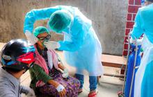 50% dân số Myanmar có thể mắc COVID trong 2 tuần tới