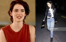 Winona Ryder - fashion icon đình đám thập niên 90: Diện đồ đỉnh đến mức giới trẻ bây giờ vẫn học theo, mất tất cả vì thói ăn cắp vặt