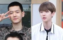 """Baekhyun (EXO) gây bão vì ảnh đầu tiên trong quân ngũ: U30 mà mặt mộc như em bé, netizen ầm ầm xin bí kíp """"hack tuổi"""""""