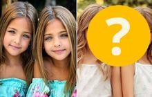 """2 chị em từng được mệnh danh là """"cặp song sinh xinh đẹp nhất thế giới"""", được săn đón khi mới 6 tháng tuổi bây giờ ra sao?"""